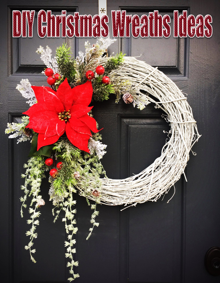Quiet Corner Diy Christmas Wreaths Ideas Quiet Corner