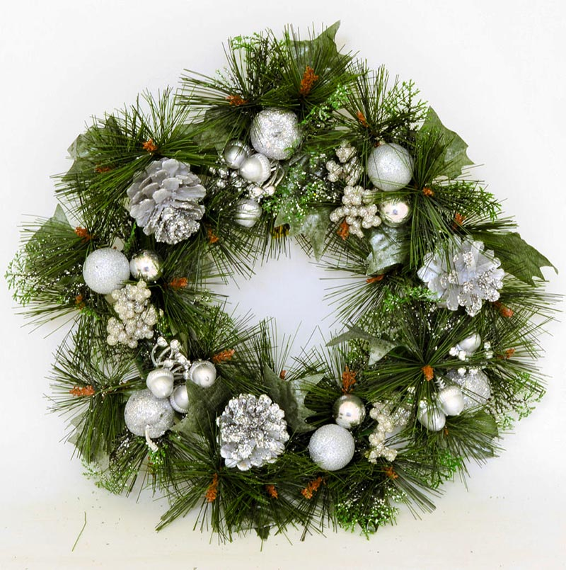 DIY Christmas Wreaths Ideas