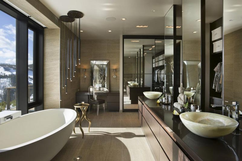 Cool Bathroom Plans modern bathroom design ideas - quiet corner