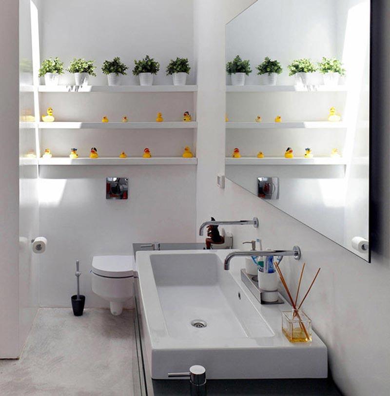 Modern bathroom design ideas quiet corner for Modern bathrooms 2015