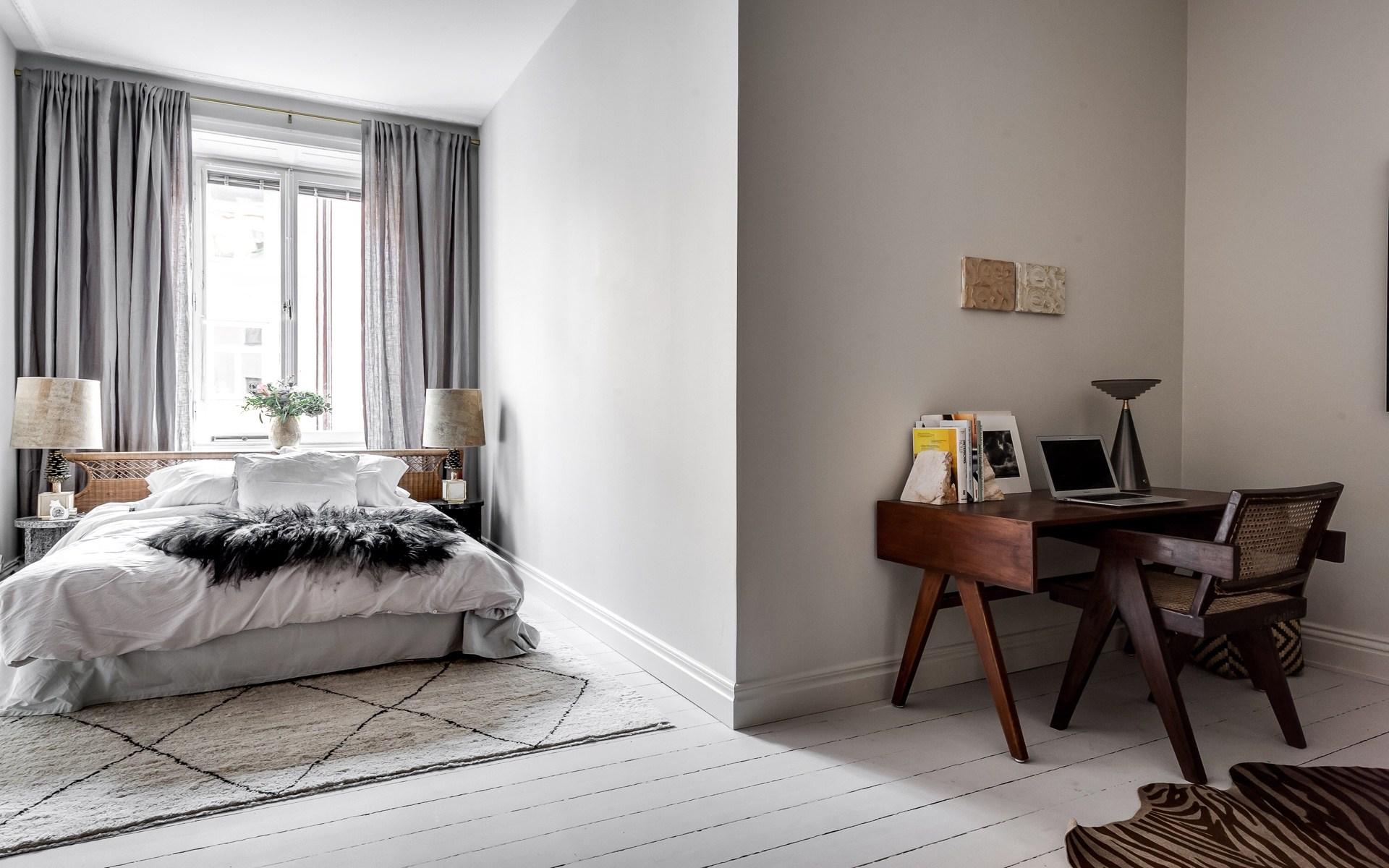 Quiet Corner:Beautiful Bedroom Design & Decor Ideas