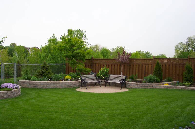 how to create a great landscape design quiet corner