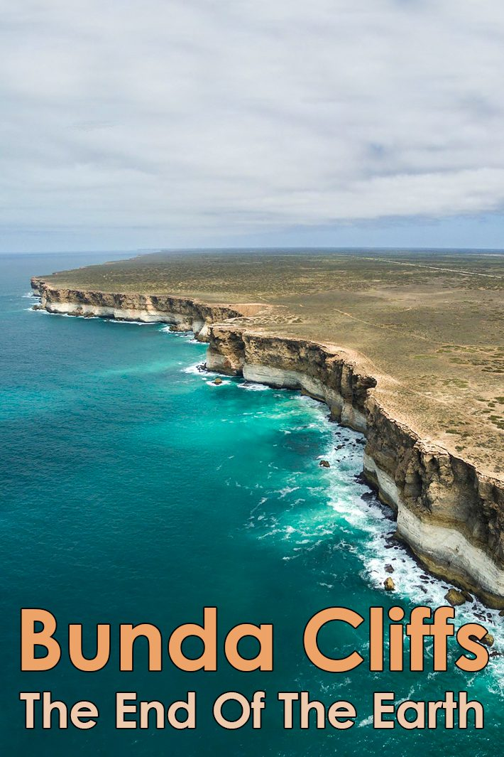 The Bunda Cliffs – The End Of The Earth