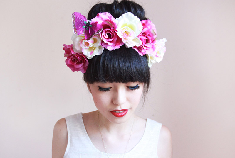 Floral-Headbands-DIY-9