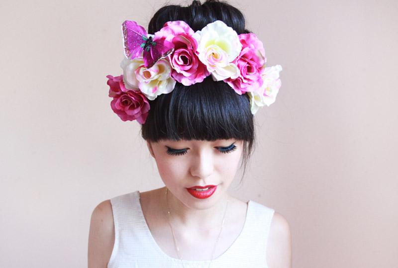 Floral-Headbands-DIY-9