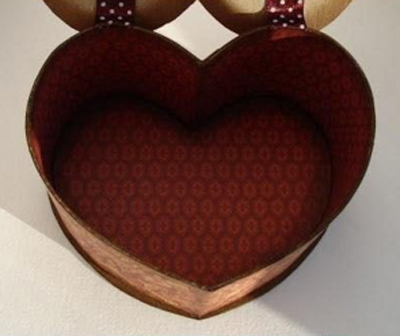 Heart Storage Box
