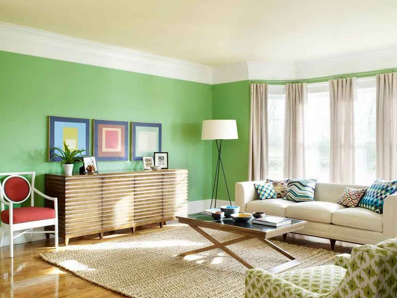 Interior paint ideas quiet corner Home ideas