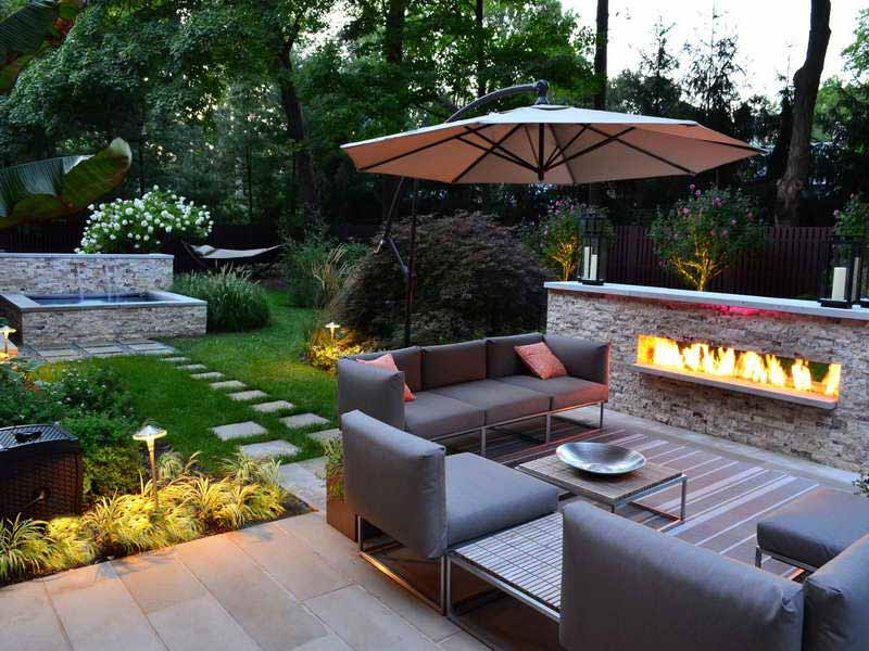 Emejing Patio Gardens Design Ideas Images Home Design Ideas