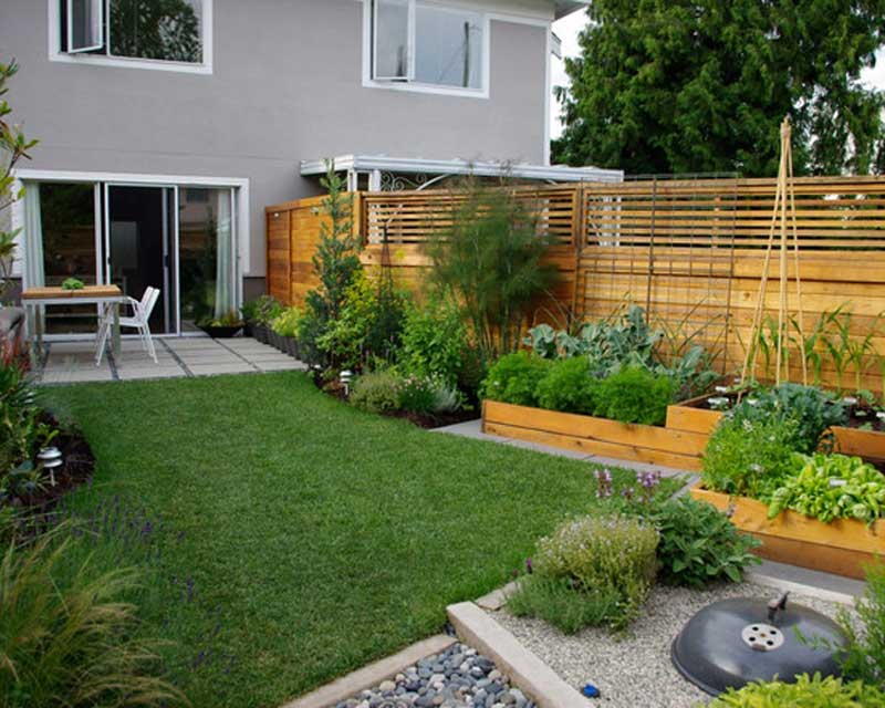 Small Garden Design Ideas 4