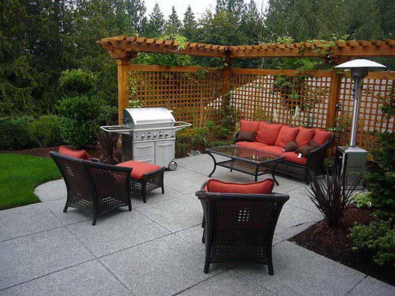Small Garden Design Ideas 6