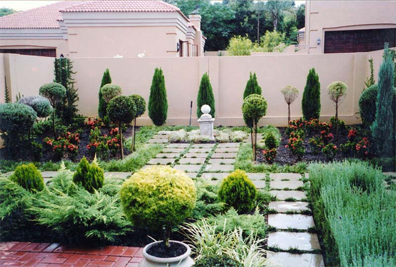 Quiet corner small urban garden design ideas quiet corner - Small backyard landscape designs ...