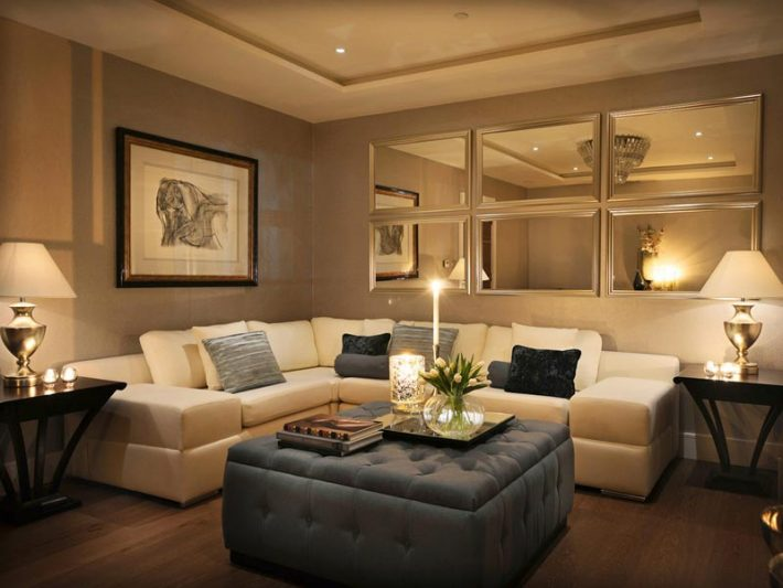 8 Tips for Creating a Comfortable Living Room - Quiet Corner on Comfortable Living  id=48712