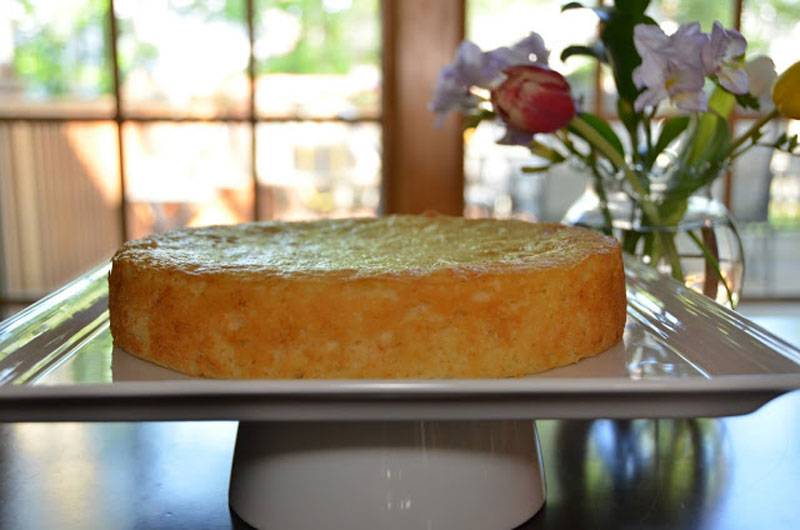Yogurt Cake - Quick and Easy Recipe