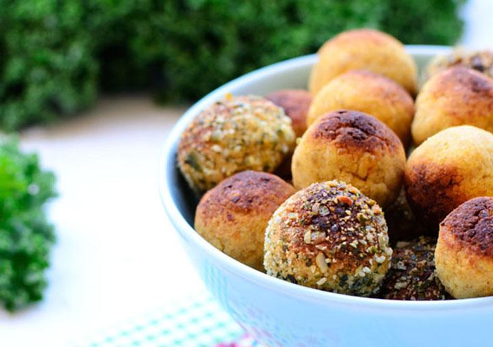 Chickpea Balls