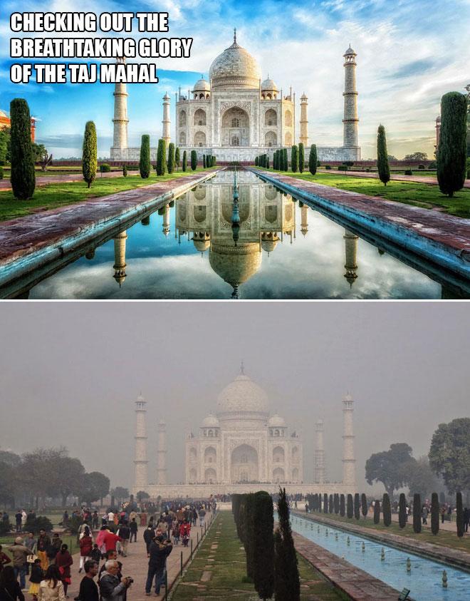 10 Travel Expectations vs. Reality (6)