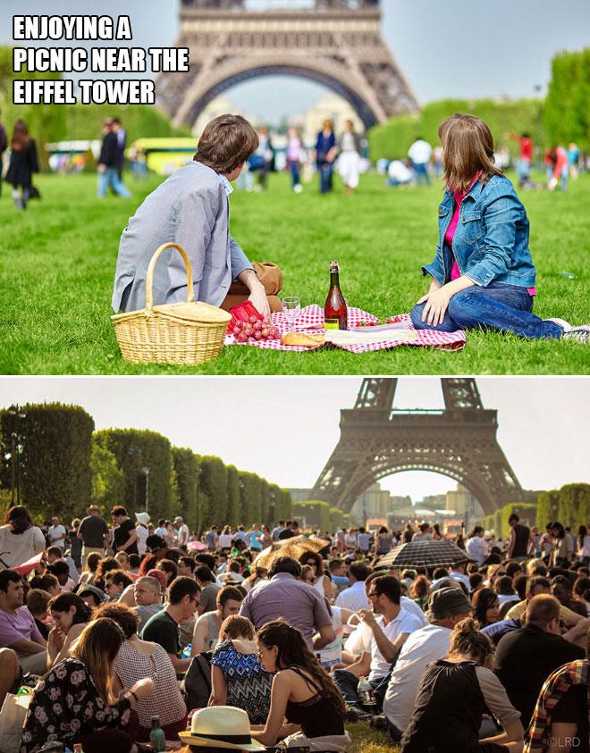 10 Travel Expectations vs. Reality (9)