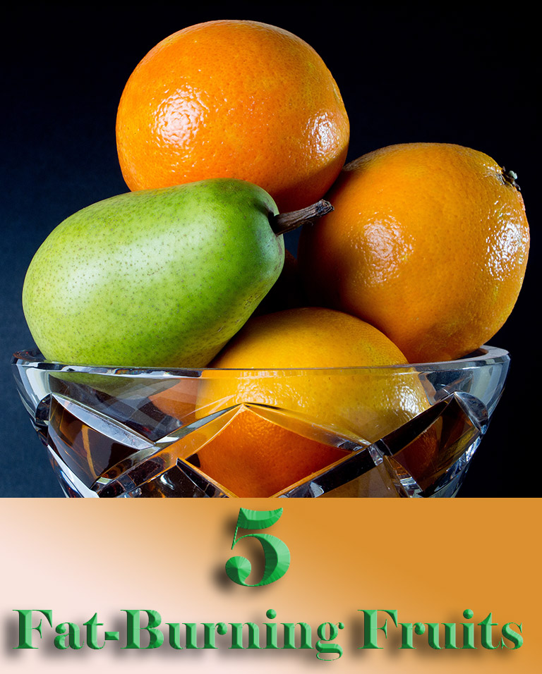 The Top 5 Fat-Burning Fruits