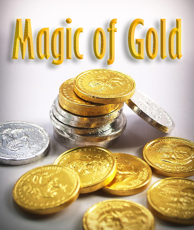 Facts About Gold - Magic of Gold