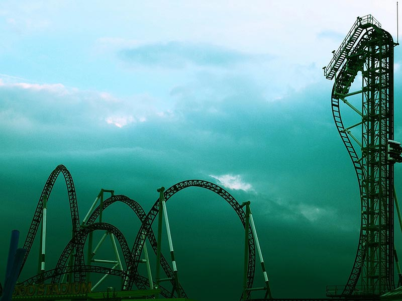 Scariest Roller Coasters In The World