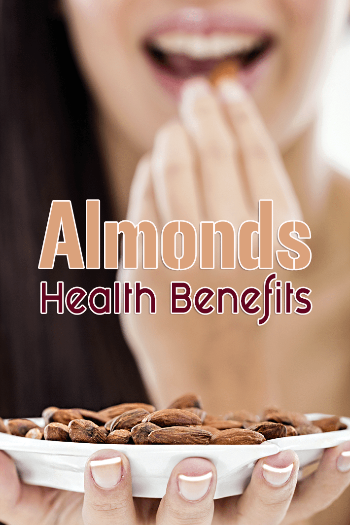 Almonds – Health Benefits