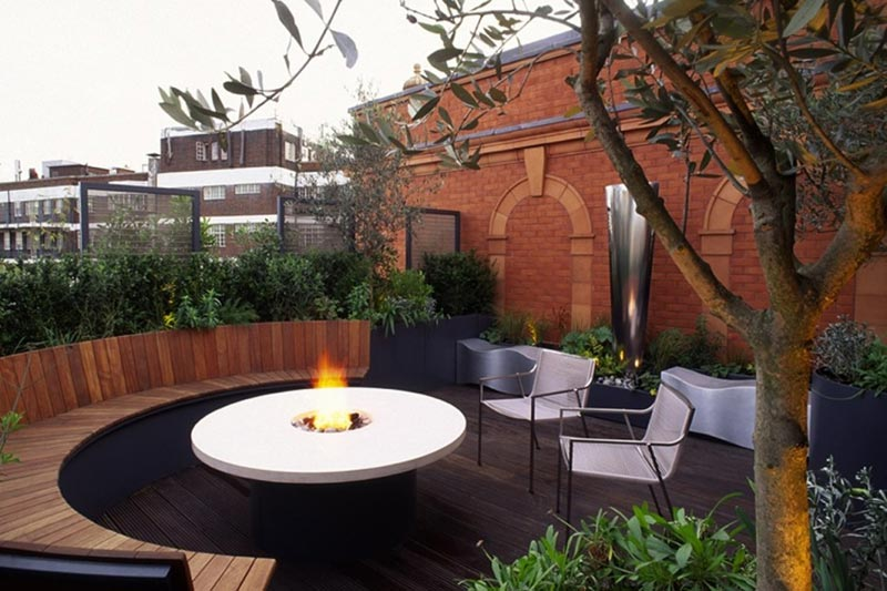 Rooftops and Terraces ideas