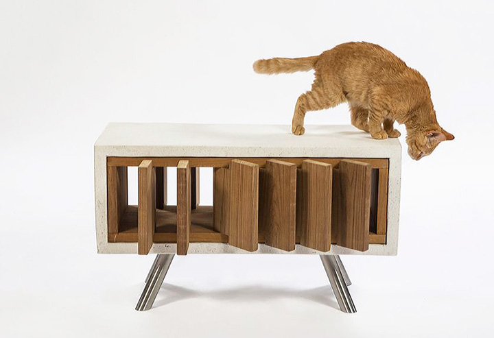 Architect-designed Cat Shelters