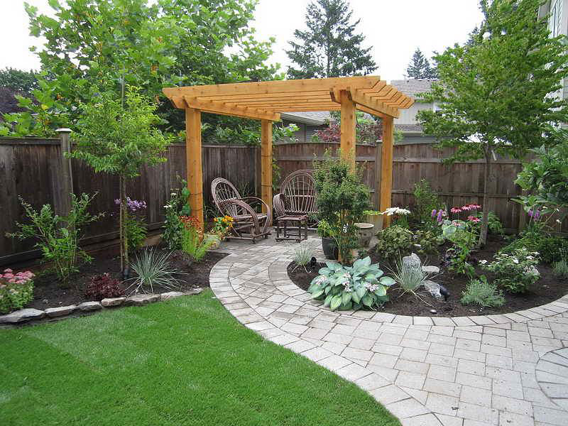 for those who enjoy sitting outside in the summer a pergola is always
