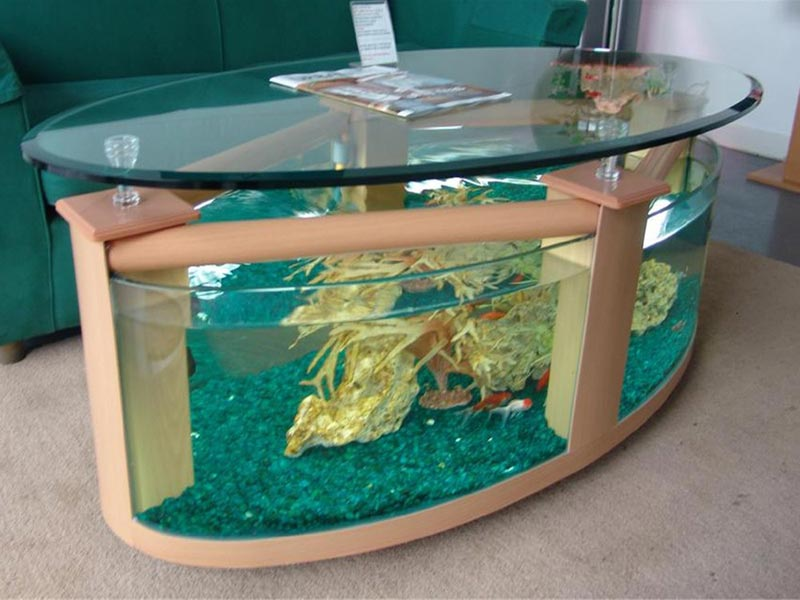 Beautiful Coffee Table Aquariums (21)