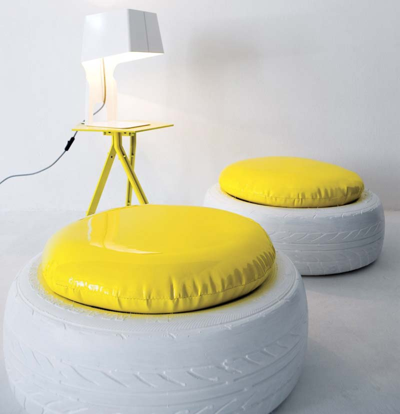 Brilliant Ways To Reuse And Recycle Old Tires (1)