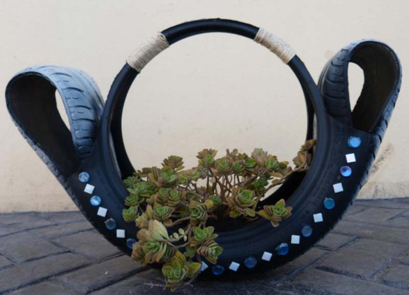 Brilliant Ways To Reuse And Recycle Old Tires (2)