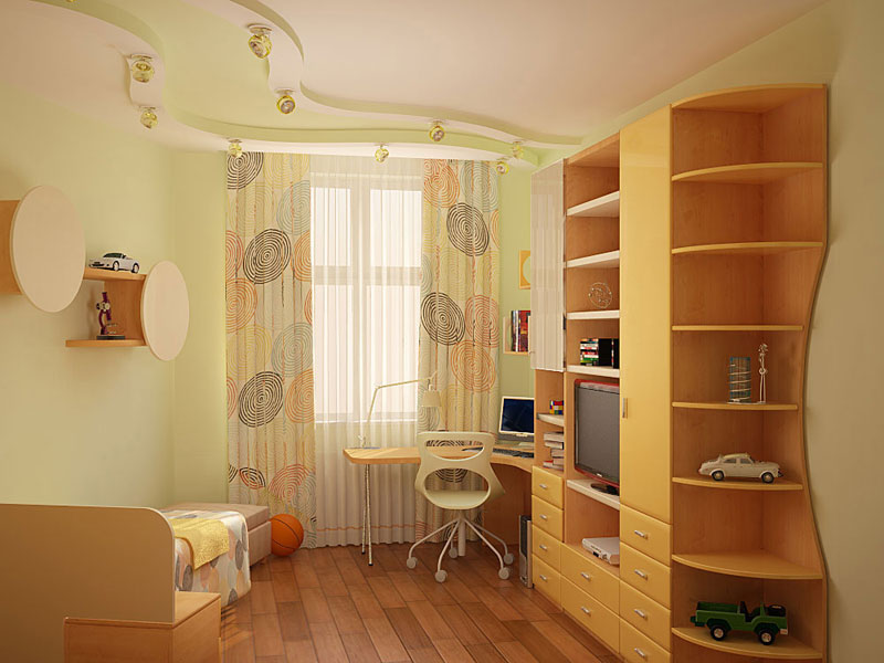Colorful Kids Room Designs (11)
