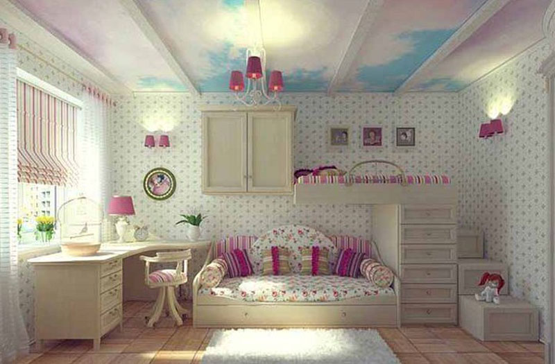 Colorful Kids Room Designs (12)