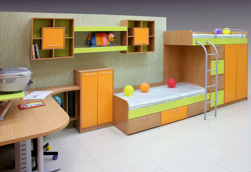 Colorful Kids Room Designs (16)