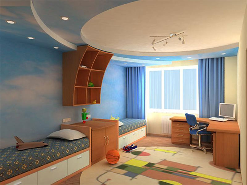 Colorful Kids Room Designs (17)
