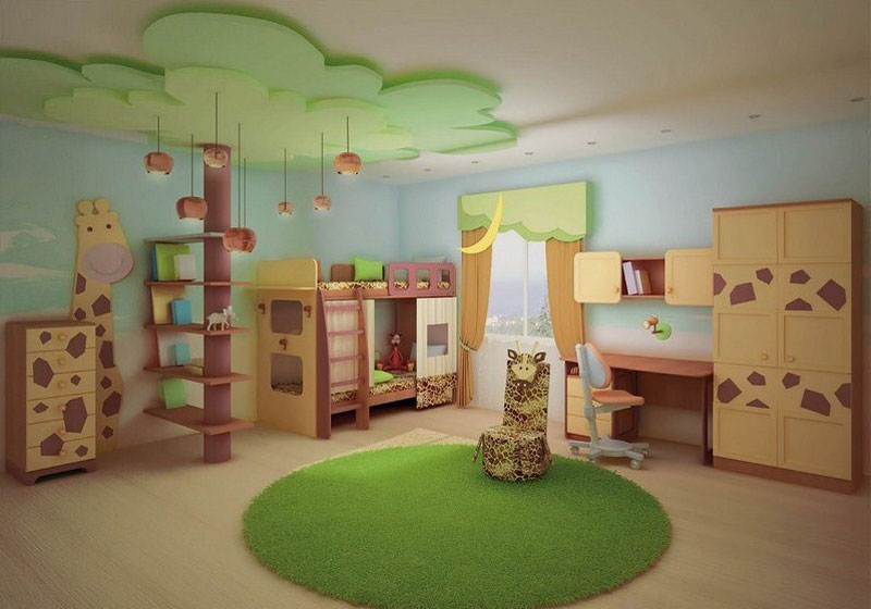 Colorful Kids Room Designs (18)