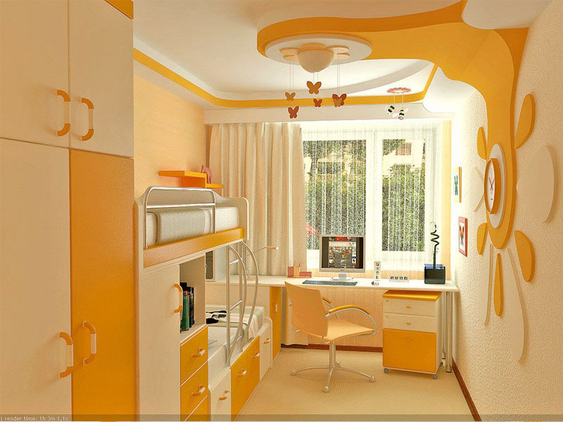 Colorful Kids Room Designs (2)