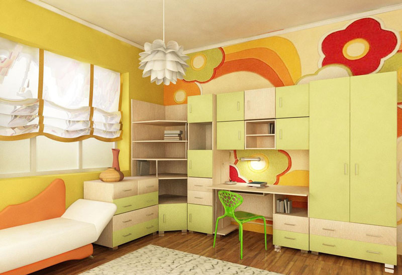 Cool Kids Room Ideas Quiet Corner