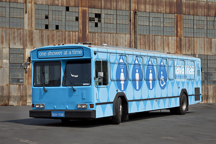 Lava Mae: Creating Showers on Wheels for the Homeless
