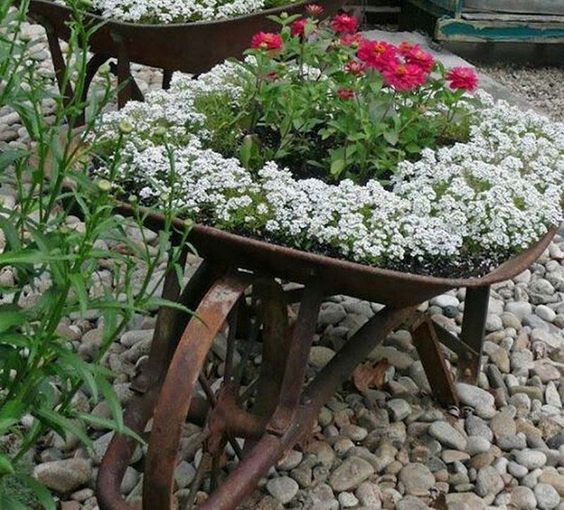 Quiet Corner Container Gardening Ideas: Quiet Corner:DIY Garden Projects And Ideas