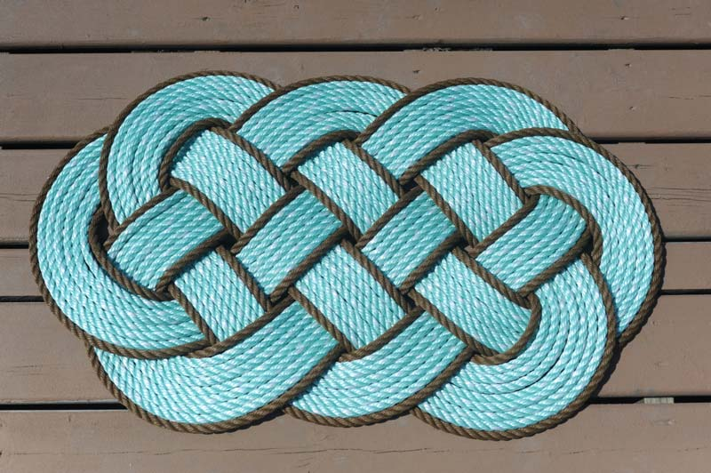 DIY Rope Rug Creative Ideas (17)