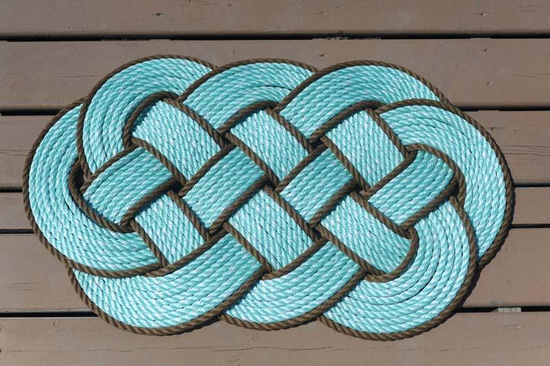 DIY Rope Rug Creative Ideas (17)
