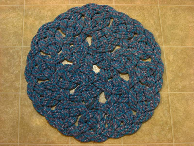 DIY Rope Rug Creative Ideas (22)