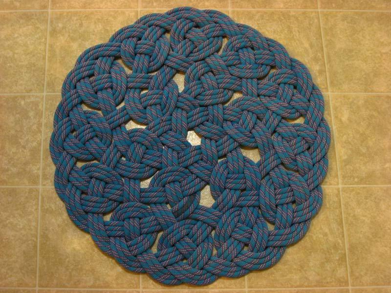 DIY Rope Rug Creative Ideas (22)