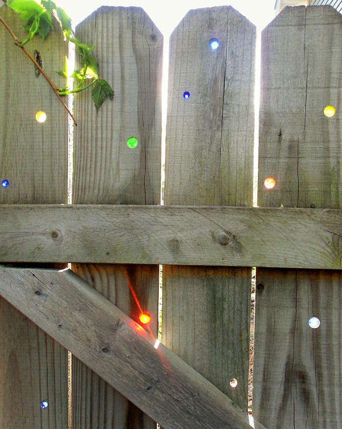 Fantastic Backyard Fences