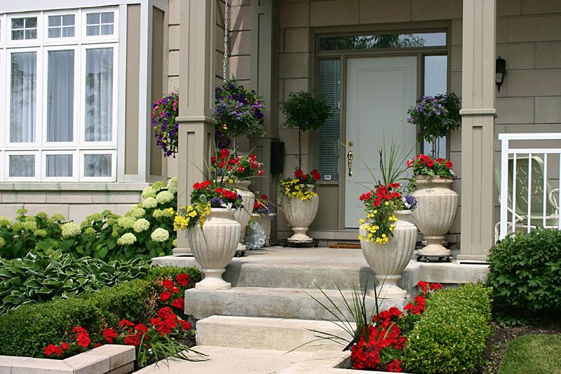 Front Door Entrance Ideas