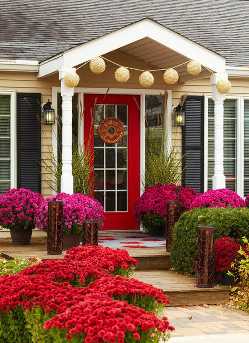 Front Door Entrance Ideas