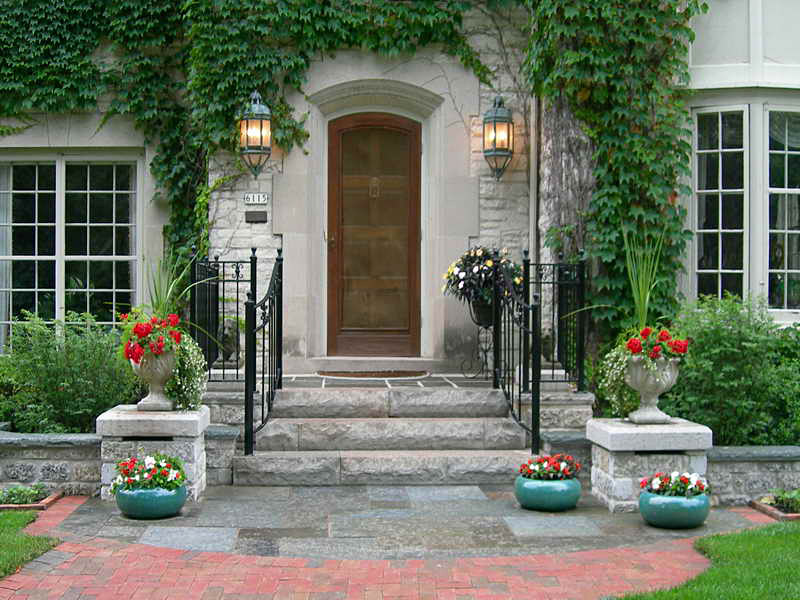 Front door entrance ideas quiet corner for Front door entrance ideas