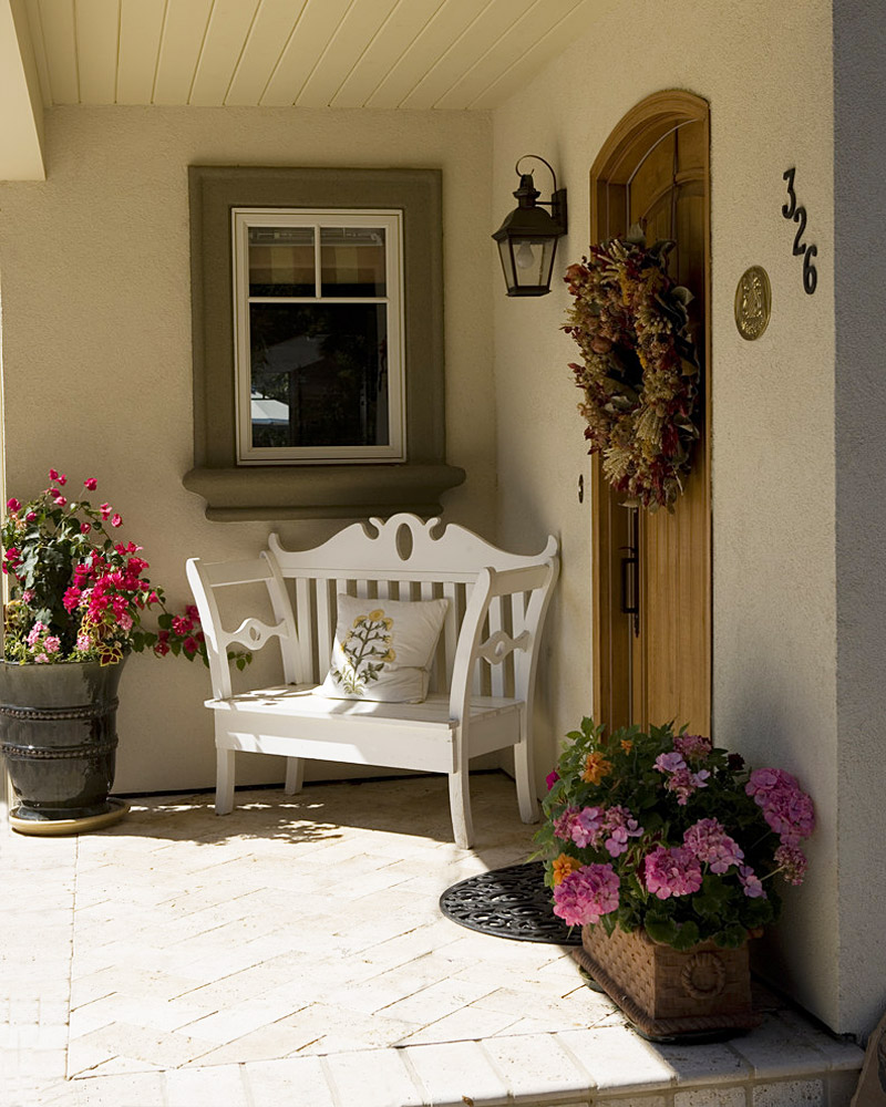 Home Entrance Decorating Ideas: Front Door Entrance Ideas