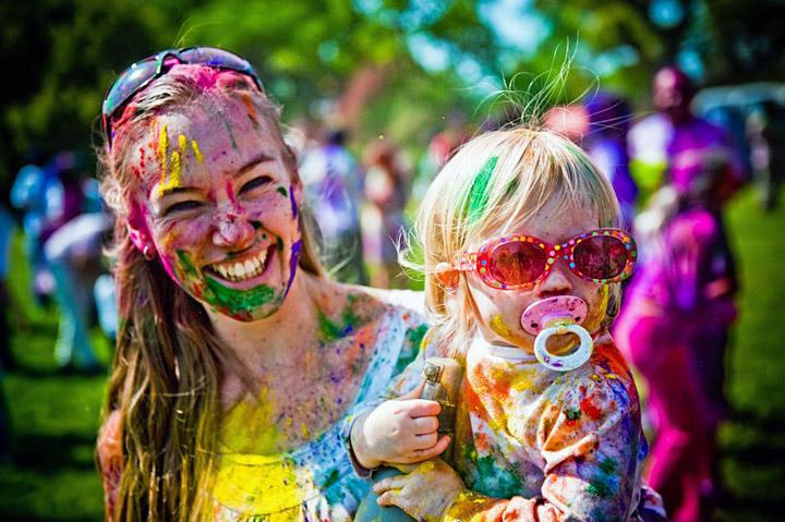 Holi Hai - The Festival of Colors