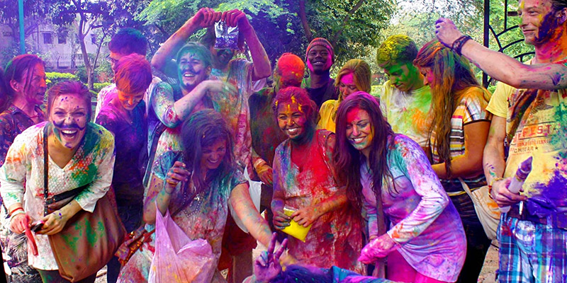 Holi Hai - The Festival of Colors